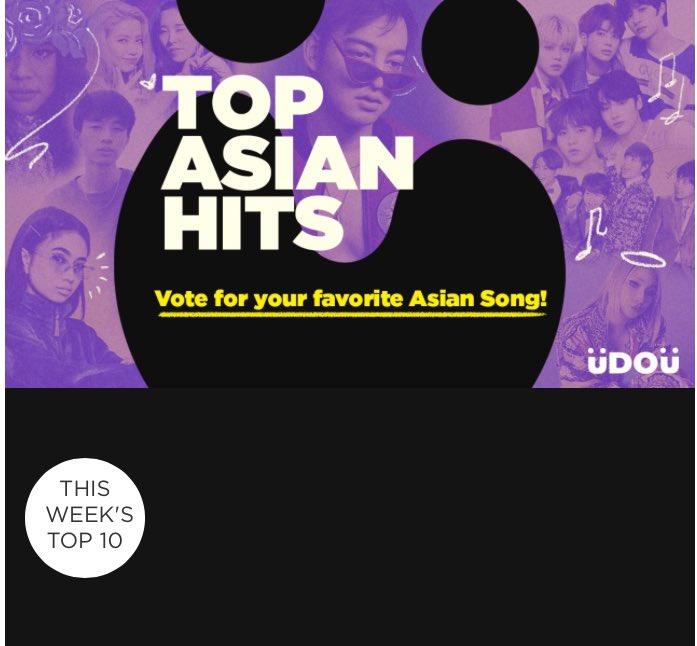 ✨[TOP ASIAN HITS] ✨ @TXT_members están nominados con #YourLight y actualmente está en el 2do puesto. Vota para que esta increíble canción este en el primer puesto.   🗳   En el siguiente tweet mira cómo votar 👇🏻