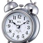 目覚まし時計のAmazonレビューを見た結果?1日2回鳴ることが判明!