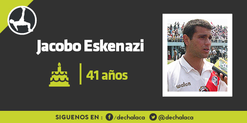#FelizDía 🎂 a @Yacoturco9, exdelantero de @CCDMunicipal https://t.co/BM4NfDQfbY
