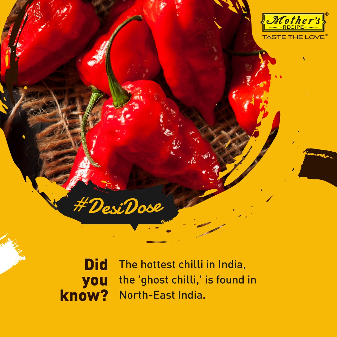 Mothers Recipe On Twitter We Truly Are Known For Our Spices Have You Ever Tried Ghostchilli Hottest Hotchilli Chillies India Facts Didyouk Ow Ghost Chilli Spice Spices Spicy Mothersrecipe Tastethelove Https T Co 0vpx4vtfxm