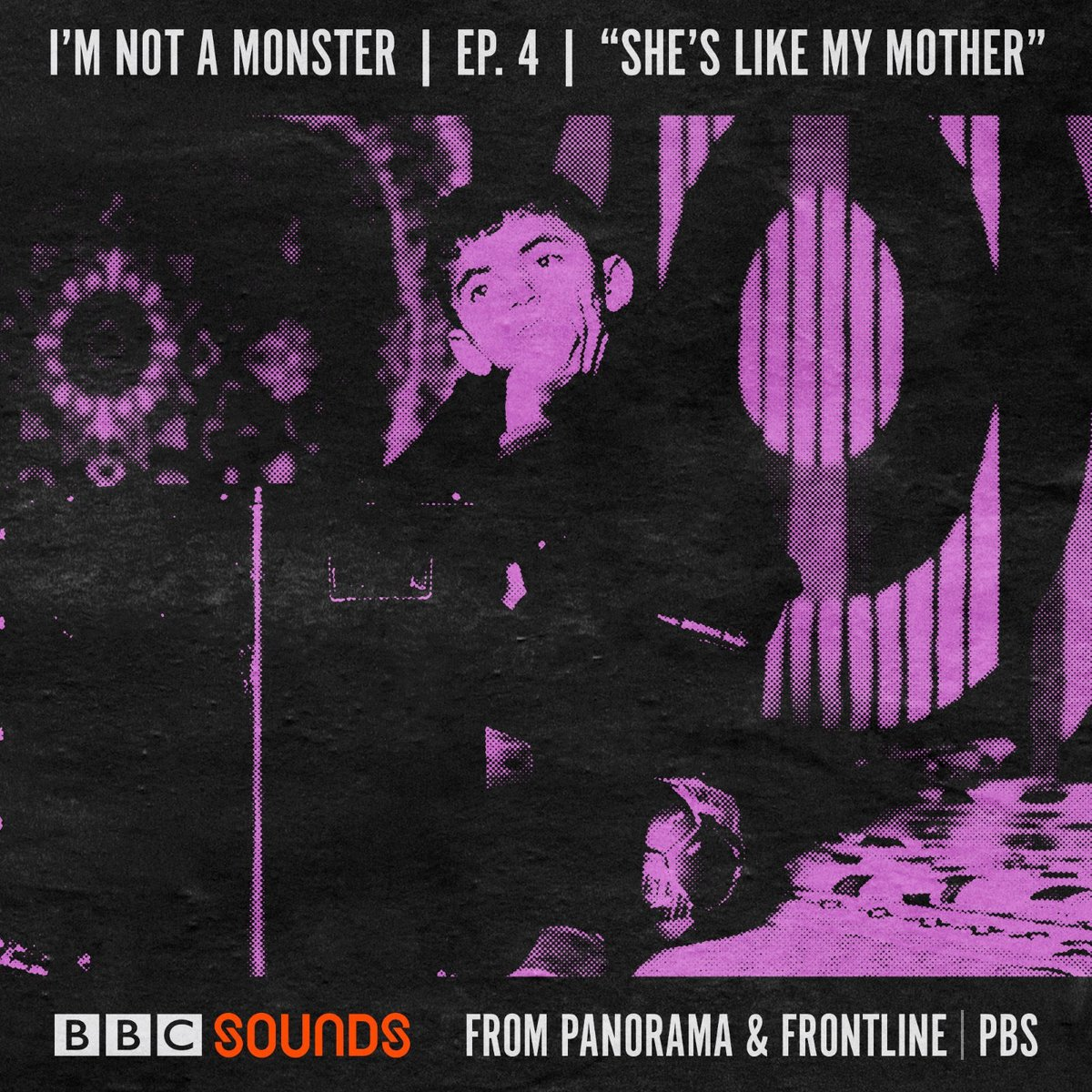 OUT NOW: Episode 4, Im Not A Monster podcast: Shes Like My Mother. A young boy in the mountains of Northern Iraq makes Josh question what he knows about Sam. Then ten days searching war-torn Syria lead to an offer of help, but can it be trusted? bbc.co.uk/programmes/p08…