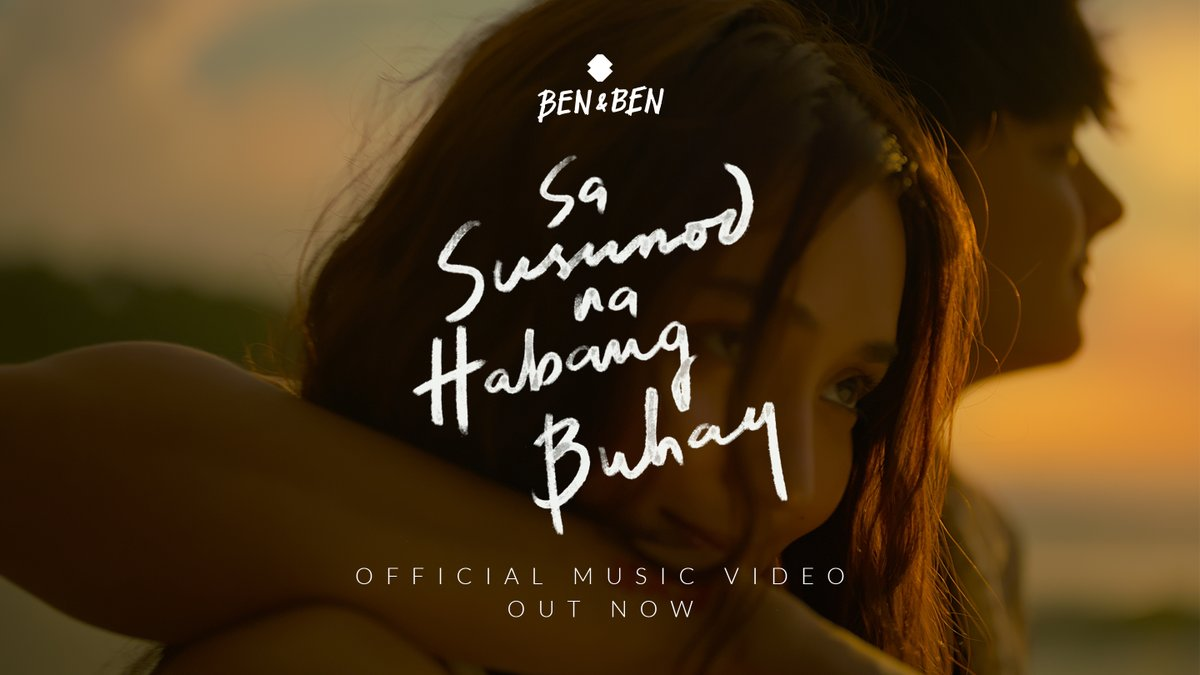 Sa Susunod Na Habang Buhay MV out now.  starring Kathniel. written by Juan Miguel Severo directed by Jorel Lising  #SSNHBmv #KathnielxBenAndBenxJMS