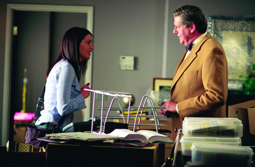 #laurengraham #seangunn #gilmorethemerrier  10- Help Wanted: A nice opportunity to see Lorelai and her Dad get on for a change.