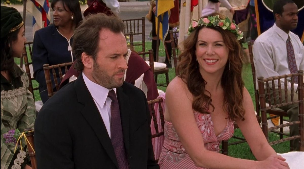 #laurengraham #seangunn #gilmorethemerrier  4- Last week Fights, this week Fights S4, ep 21 Jess is finally redeemed, the seeds of Luke and Lorelai as a couple are finally growing.