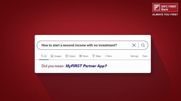 The MyFIRST Partner App will help you earn more with just a few clicks. Stay glued to our feeds to learn how. https t