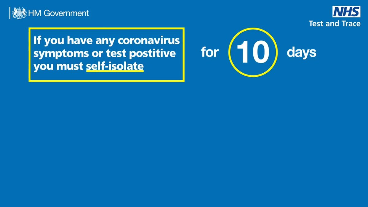 The self-isolation period will decrease from 14 days to 10 days for:   ▶️contacts of positive #COVID19 cases ▶️people arriving from countries not on the travel corridor list   This will apply from Monday 14 December.   Read more:
