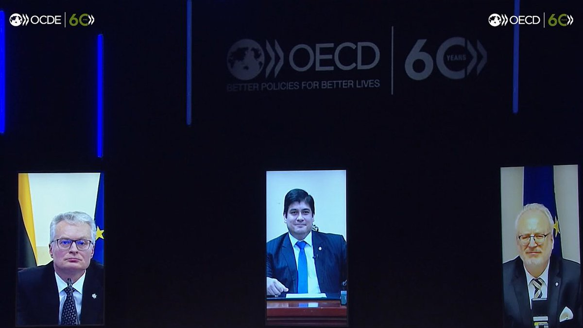 Continued international co-operation is vital to overcome the challenges of the global crisis. What are some of the opportunities ahead to work more closely together? #OECD60 @CarlosAlvQ https://t.co/ZtiDTi5iyI