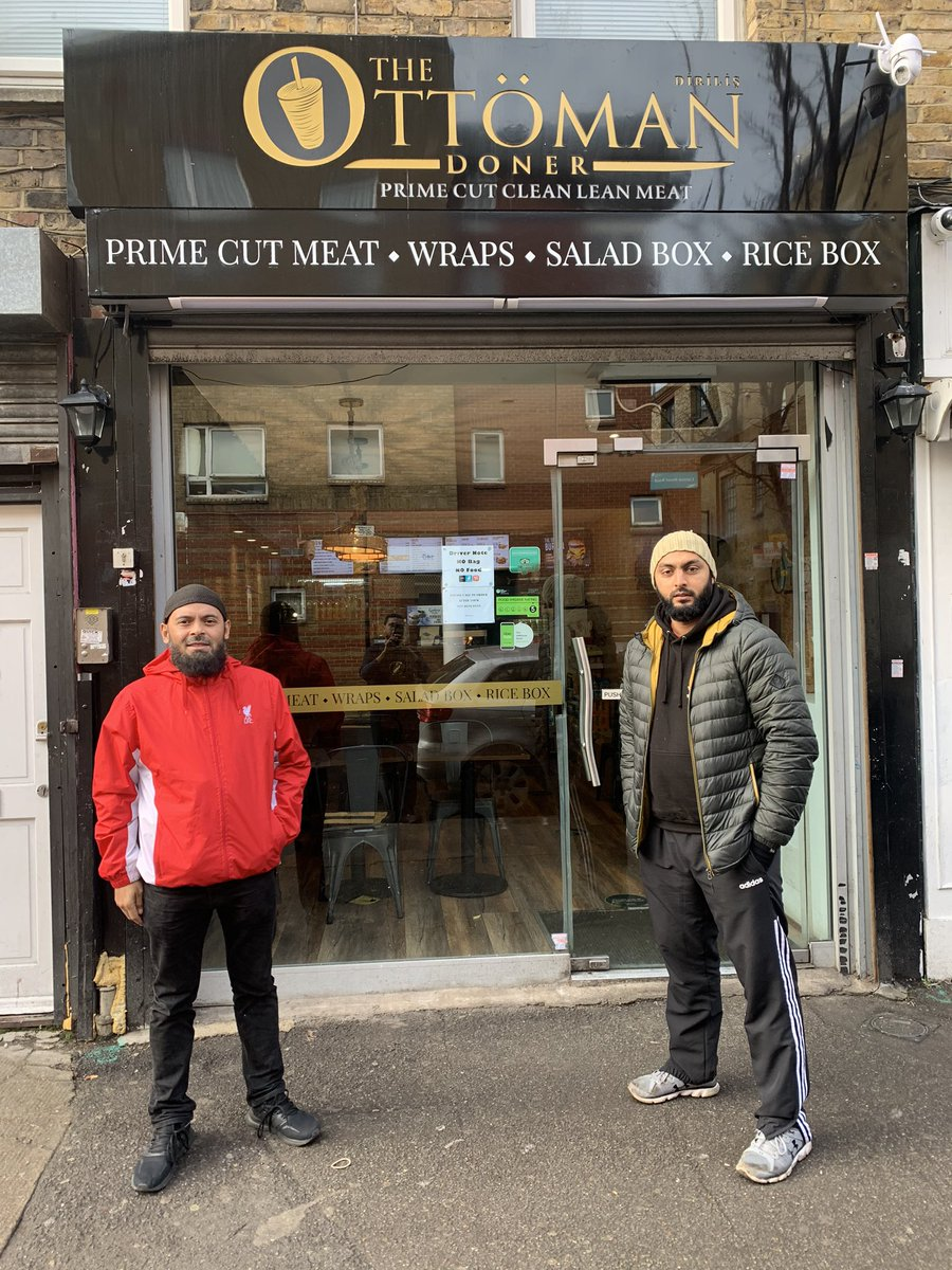 """@AbdalAhmed01 and I will be teaming with @MesutOzil1088 @KieranGibbs @mathieuflamini @MaiumMiah @AbuNasir7 Docklands FC, for """"Winter Warmers"""" to share hot food with children in need over #Christmas   Please wish us luck 🎈  #Christmas2020 #theanfieldtourist #thewanderinglondoner"""