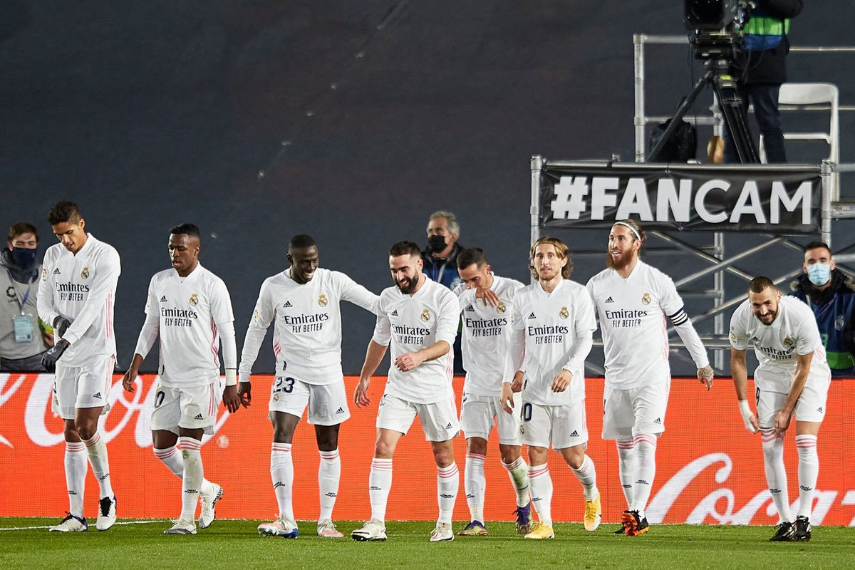 Atalanta - Real Madrid : 24/02/21 Real Madrid - Atalanta : 16/03/21  #RMUCL #HalaMadrid 🤍