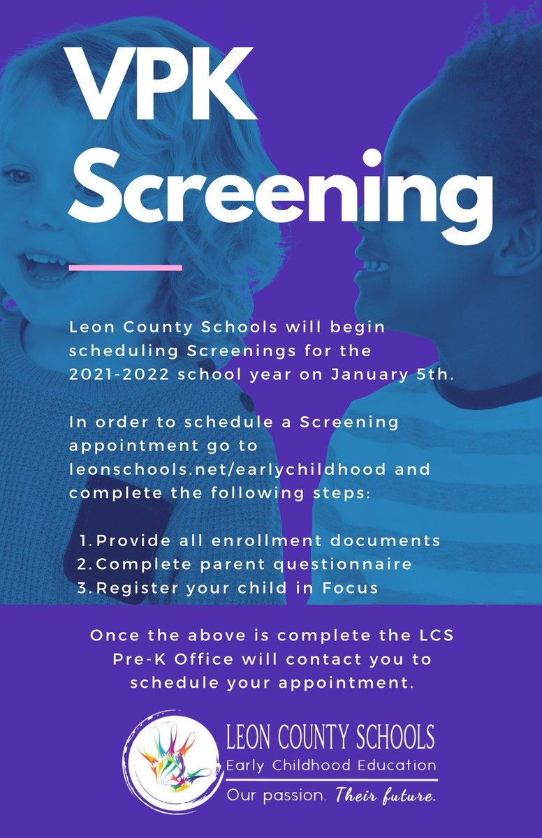 Early Childhood Programs Leon County Schools Ecplcs Twitter