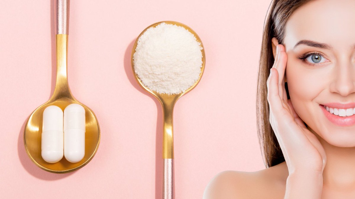 What's the main benefit of collagen? '8 Potential Health Benefits of Collagen'  #skincare #healthyliving #collagen #fab #FabulousLives #beautyfromwithin #hairskinandnails