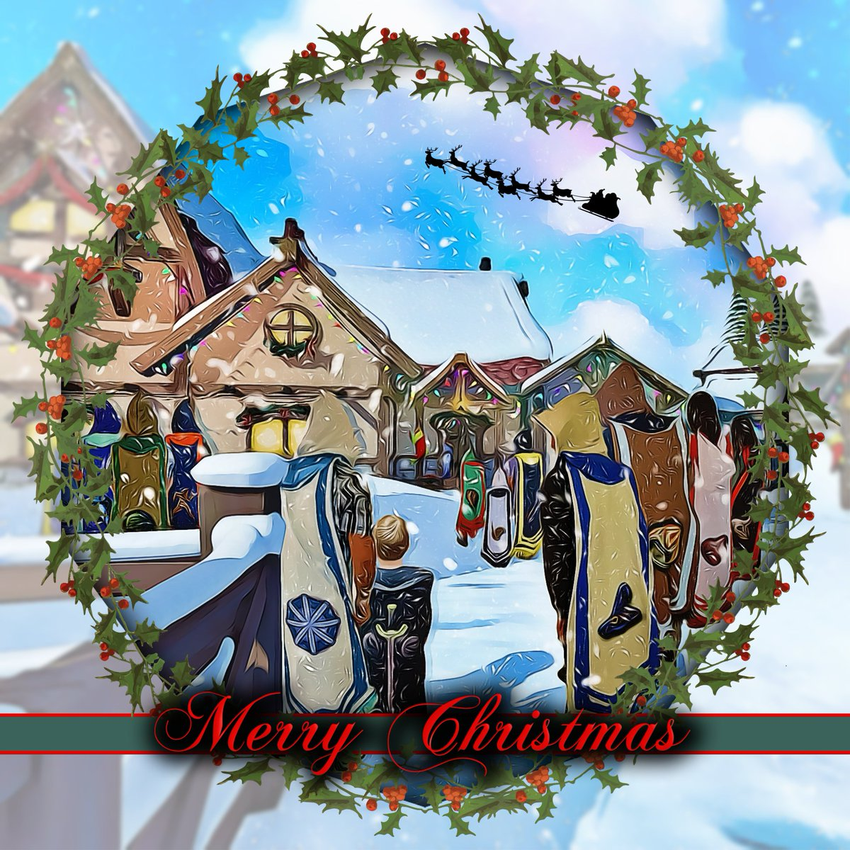 Runescape Christmas 2021 On Twitter Merry Christmas Everyone The Best Of All Gifts Around Any Christmas Tree The Presence Of A Happy Family All Wrapped Up In Each Other Runescape Isn T Just A Game