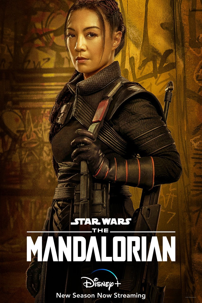 Star Wars : The Mandalorian [Star Wars - 2019] - Page 13 EpNNy-JXYAErriv?format=jpg&name=large