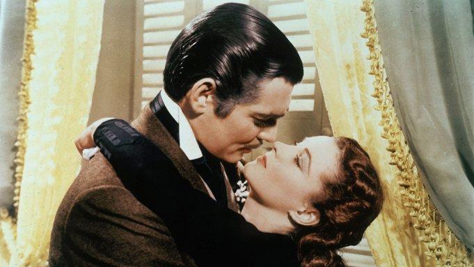 1939年的今天,根据美国作家米切尔的同名小说改编的电影《乱世佳人》在亚特兰大首演。-书迷号 shumihao.com