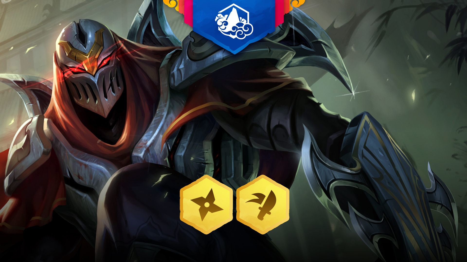Riot reveal zed