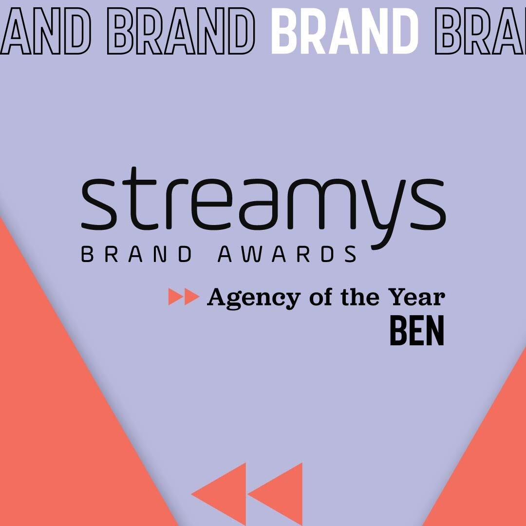 We have some exciting news! We won a #streamys for Agency of the Year! Thanks to all the incredible clients, creators, and employees who were part of this special achievement. All winners: