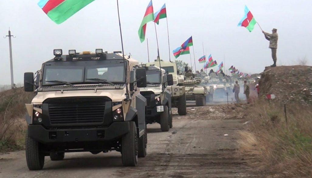Xung đột Karabakh: Vì sao Azerbaijan quyết tâm tấn công, vuốt mặt không nể mũi Nga? - Ảnh 5.