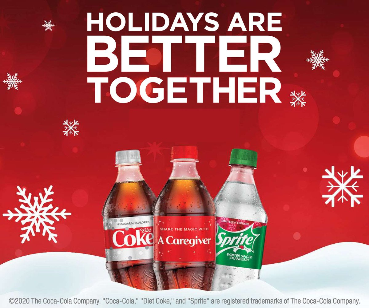 Share a Coke with all the special people in your life this holiday season. #shareacoke