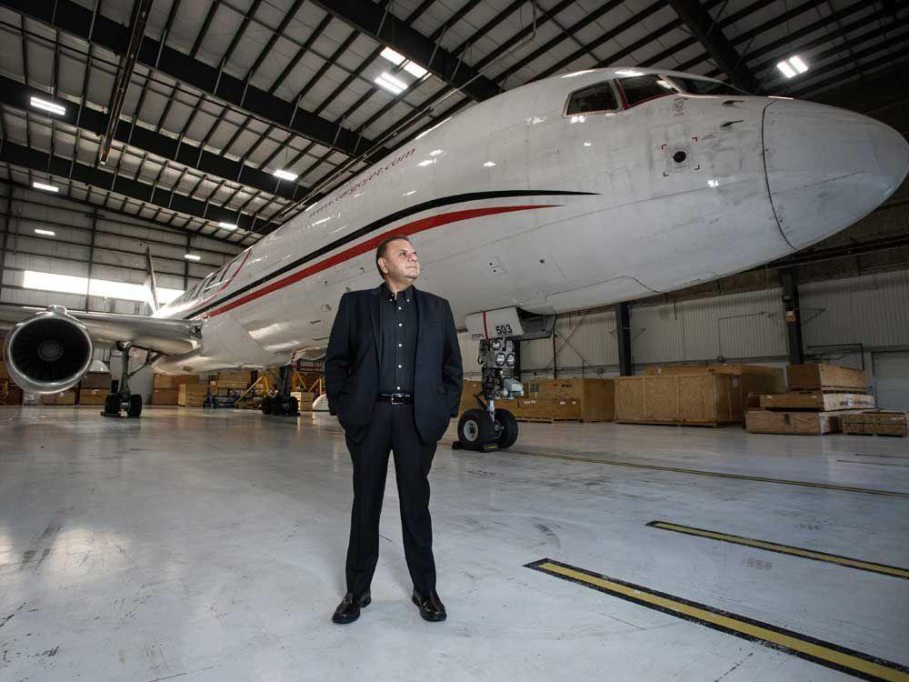 'You got to be a dreamer and a doer' — How Ajay Virmani built a multi-billion-dollar cargo company from scratch