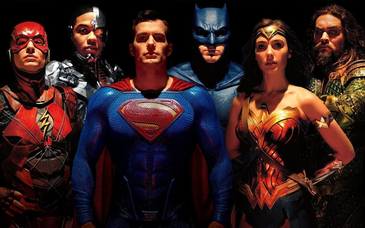"""Zack Snyder says his 4-hour 'Justice League' film will likely get an R-rating due to violence and profanity  """"The movie is insane ... There's one scene where Batman drops an F-bomb""""  (via @EW)"""