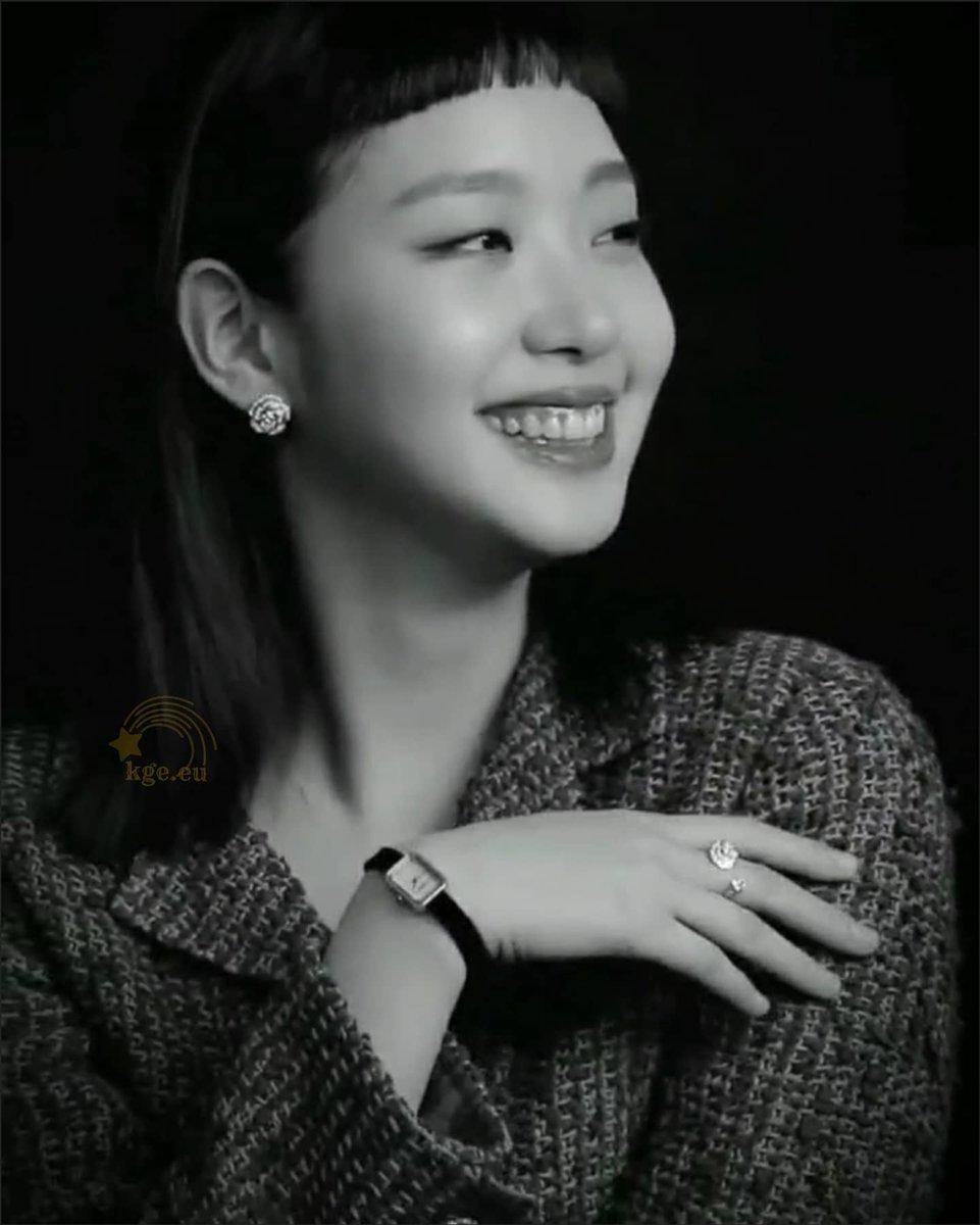 #KimGoEun #chanel #voguekorea #CHANELFineJewelry #CHANELWatches