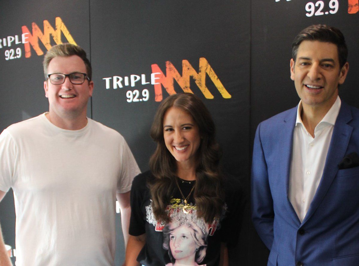 Triple M Perth's brand new breakfast team featuring, Basil Zempilas, Xavier Ellis and Jenna Clarke!  Breakfast with Baz, Xav and Jenna starts from January 18, 2021.   Read more here: https://t.co/dymBVMSt2f https://t.co/6LThc66gLS