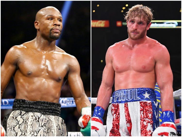 If:   Logan Paul beats Floyd Mayweather                          &  Jake Paul beats Conor McGregor  I will pay every single person that (RT) this tweet $100 #CashApp https://t.co/3e6dppwL3Q