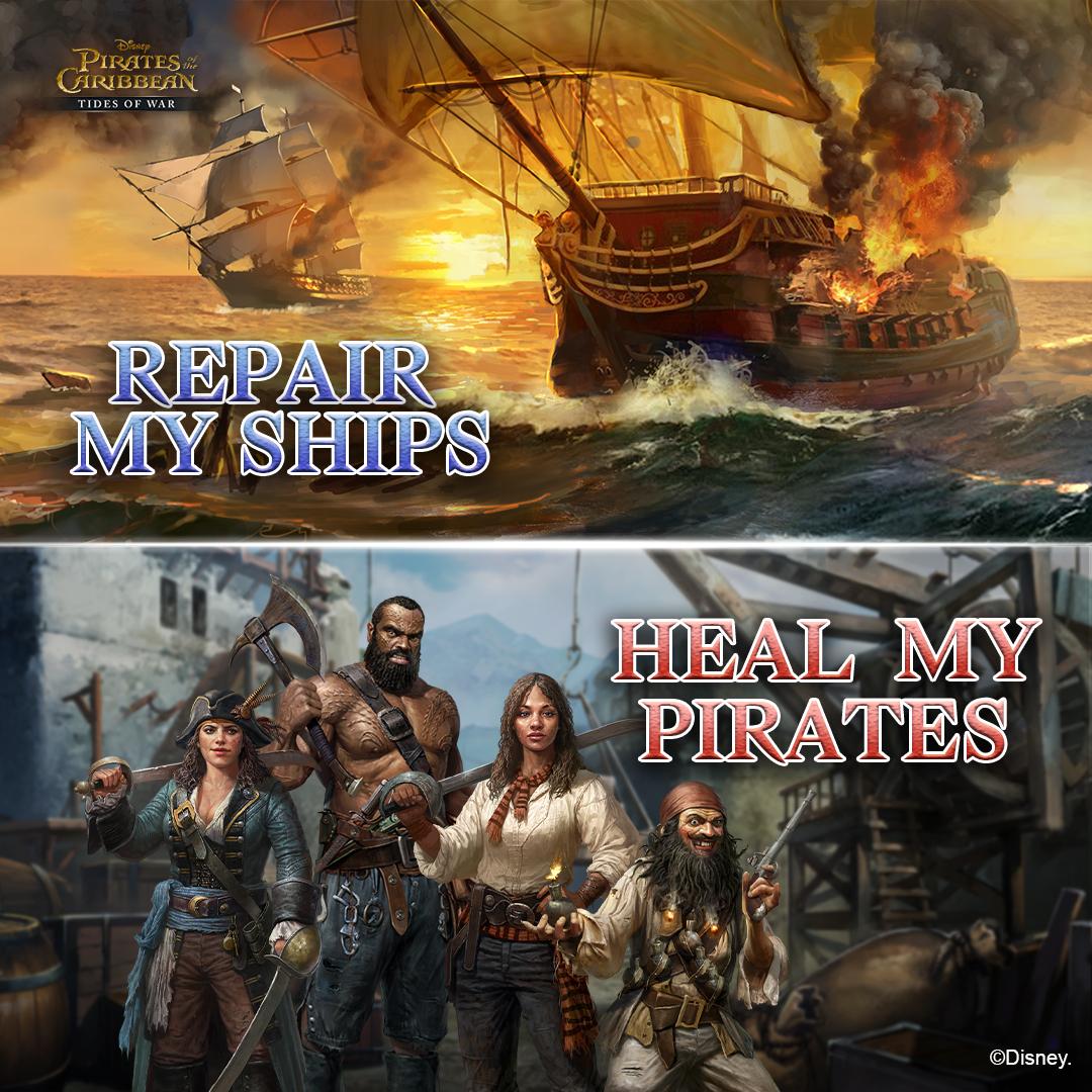 Pirates Of The Caribbean Tides Of War Tidesofwar Twitter