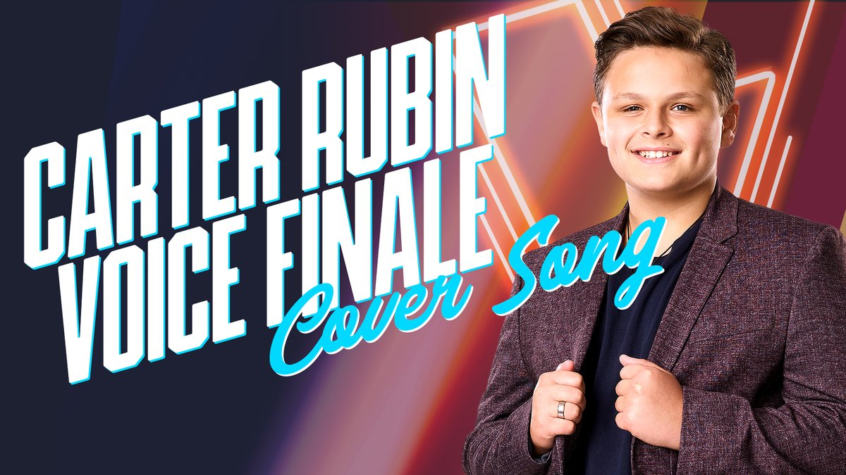 #TheVoice champion @carterjrubin singing @mileycyrus will give you goosebumps. ✨
