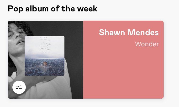 Wonder Album is So Awesome ✨🤍 #7DaysofWonder #WONDERBUYOUTS #STREAMWONDER  @ShawnAccess #WONDER #ShawnMendes @ShawnMendes