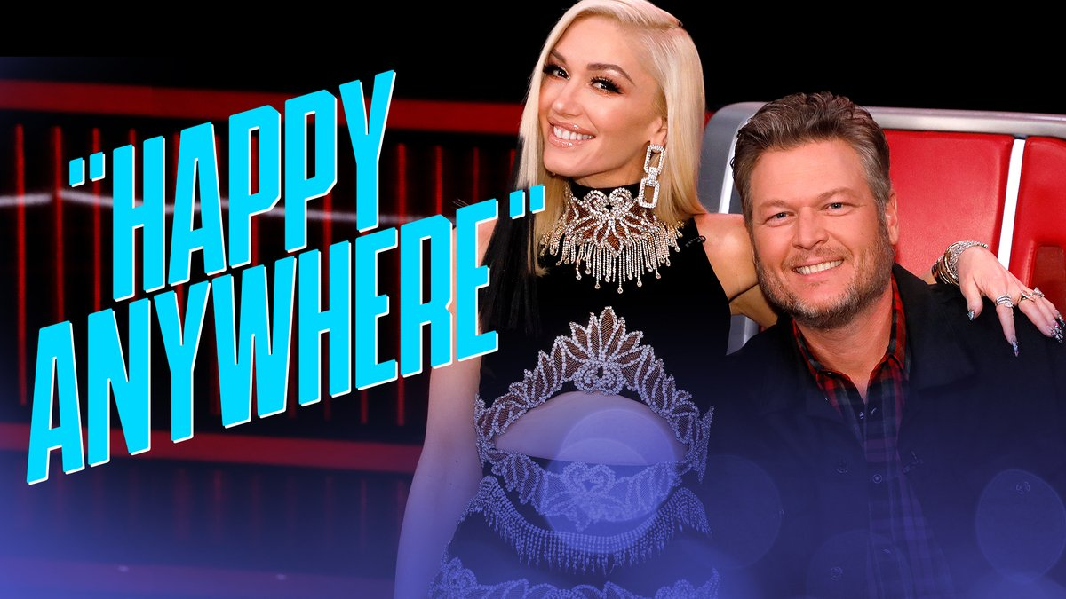 Nothing makes us happier than watching @BlakeShelton and @GwenStefani perform together. 💕