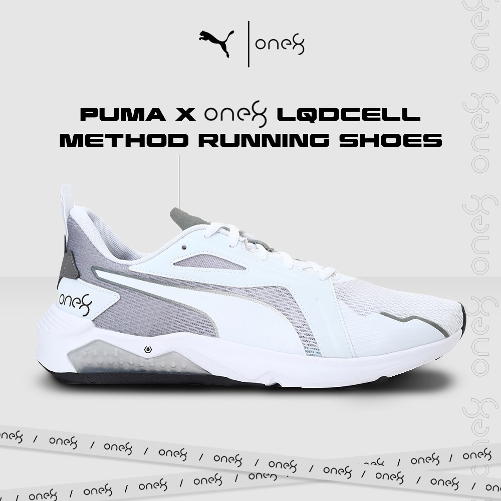 Made to RUN 🏃. The brand new Puma X one8 LQDCELL method running shoes. Check the link below.    @pumacricket #one8