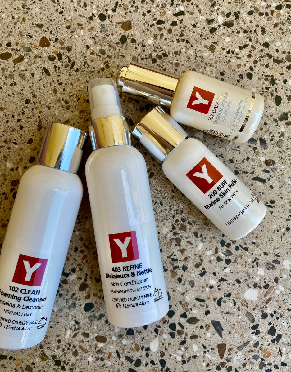 The all-new Youth Collection is based on the principle that you're never too young to learn good #skincare habits or about the importance of #selfcare   Discover The Youth Collection here ➡️