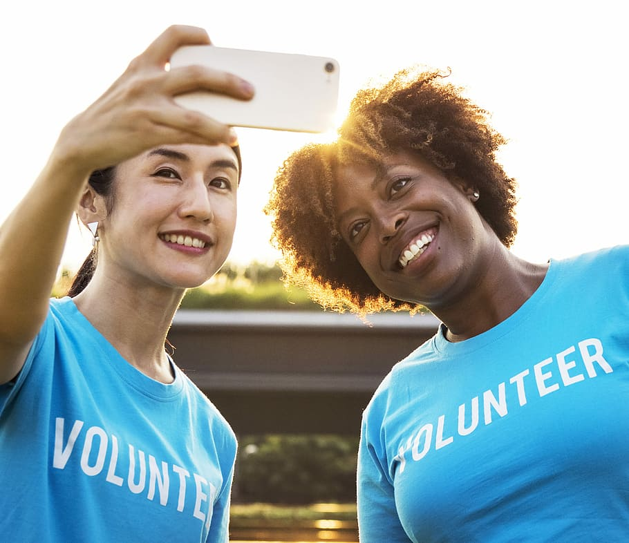 """As you grow older, you will discover that you have two hands — one for helping yourself, the other for helping others."" — Audrey Hepburn #IVDMyk2020 #Volunteering #internationalvolunteerday"