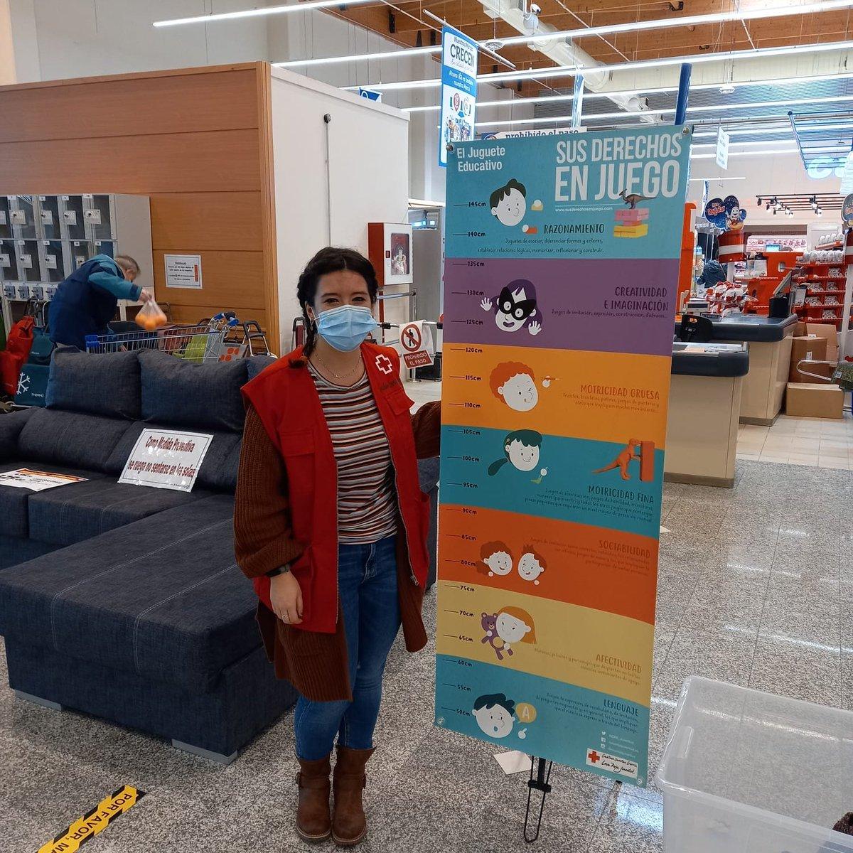 Hoy estaremos en @ELeclerc_Esp Vitoria-Gasteiz recogiendo juguetes para los niños y niñas que atendemos.  ⏰Hasta la 13:30h y de 18:00h a 20:30h  Únete a la campaña para que todos los niños y niñas puedan tener un juguete nuevo, no bélico y no sexista 😀  https://t.co/Ou4QsUHw8V https://t.co/sVmoc4vz6w