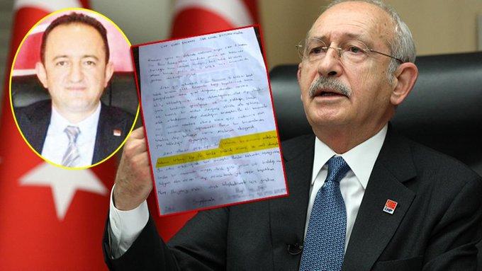 """Ceyhan ULUS ??'s tweet - """"Kemal Kılıçdaroğlu'nun CHP Konya İl Başkanı Barış Bektaş'ın burs verme vaadiyle kandırıp taciz ettiği B. I hakkında 7 ay önce haberi olduğu olay patlak verene kadar hiç"""