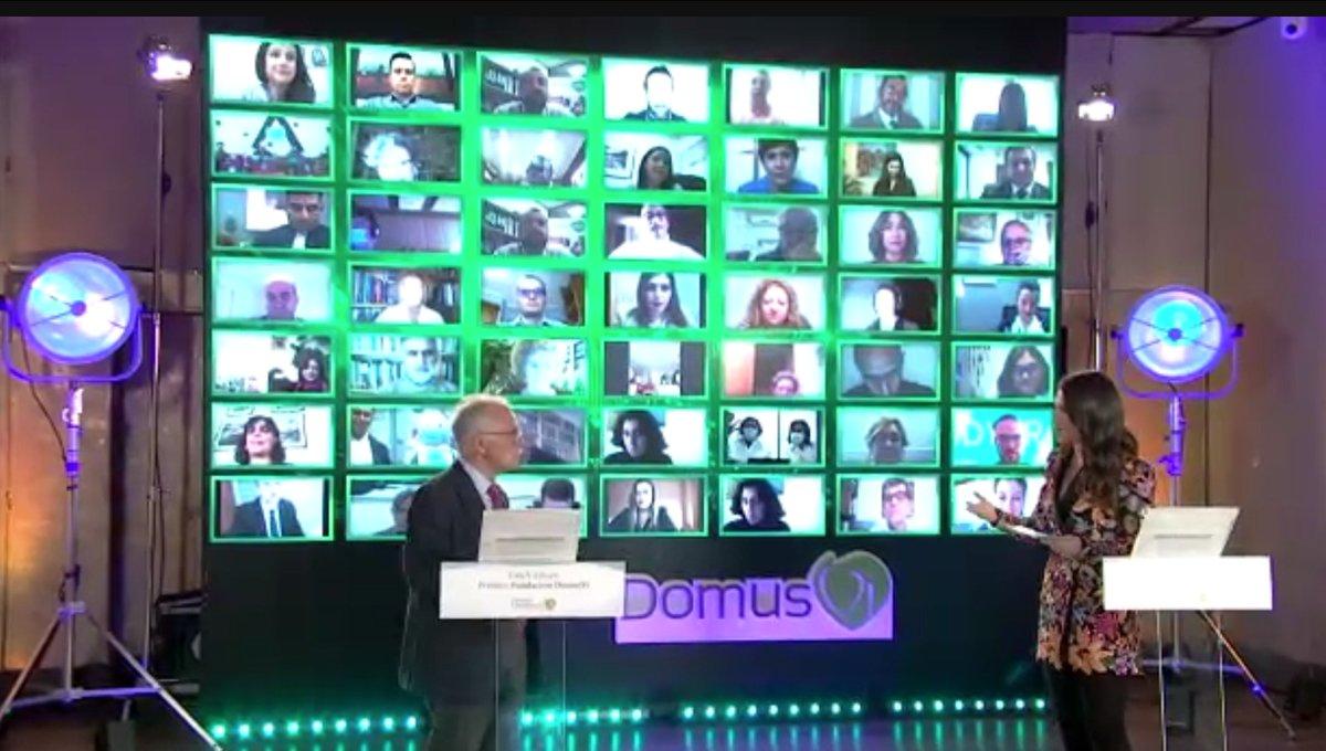 test Twitter Media - Hoy acompañamos a @DomusVi_Es en su entrega de los #PremiosFundaciónDomusVi en los que reconoce iniciativas e instituciones que mejoran la calidad de la vida de nuestros mayores y dependientes. ¡Enhorabuena a los premiados! https://t.co/R0p0HgS7bp