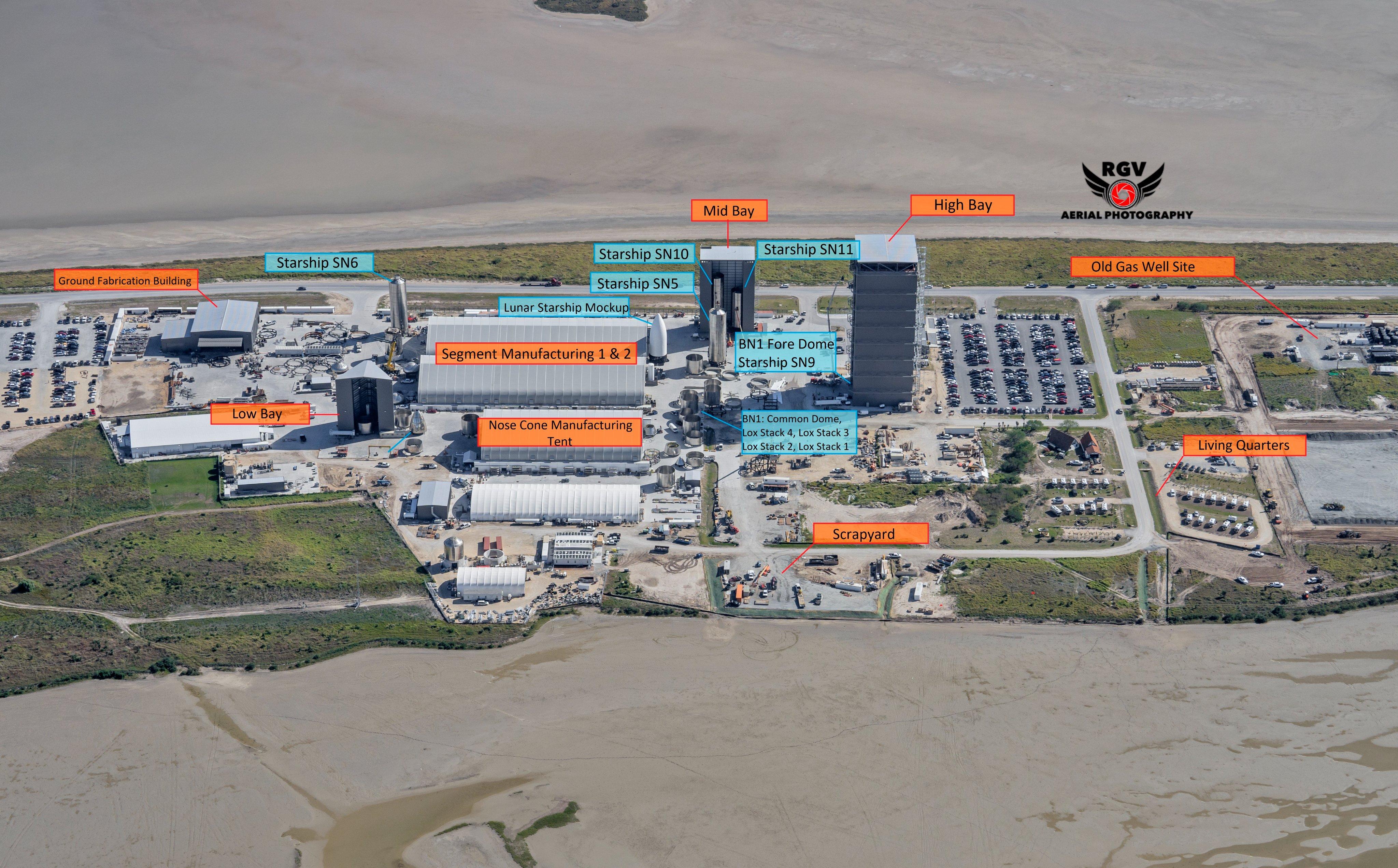 Site de lancement de Boca Chica au Texas - Page 21 EpS9NwxWEAAqRU3?format=jpg&name=4096x4096
