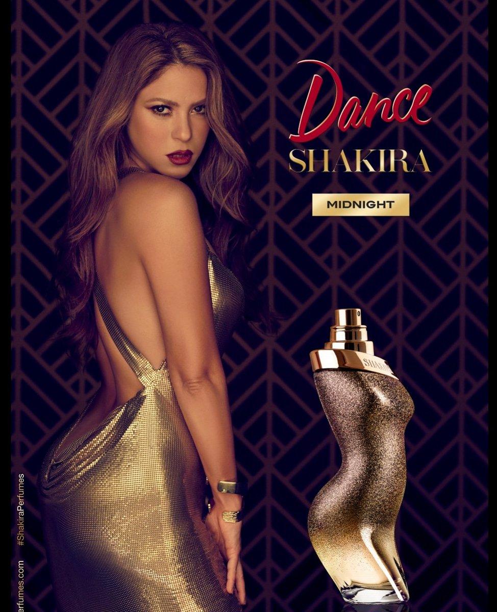 Shakira Perfumes presenta la versión más seductora de Dance, un perfume  inspirado en uno de sus movimientos más característicos. Es medianoche,  el momento perfecto para desinhibirse, bailar y desatar todas las pasiones.  #Shakira #ShakiraPerfumes #Shakifans #shakiramidnight