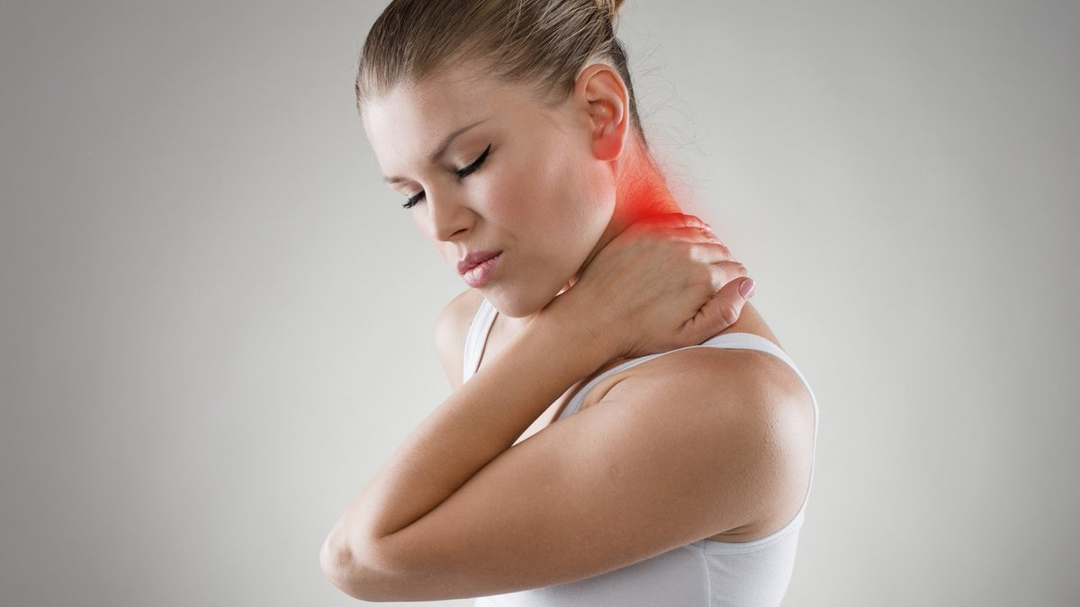 Got sore or stiff neck? Want to find some relief exercises?  'How to Stretch Your Neck' from WebMD:  #healthyliving #neckpain #beautyfromwithin #exercises #aging #jointhealth #fab #FabulousLives