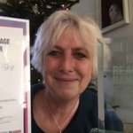 Image for the Tweet beginning: Congratulations @gill__lewis our #ReadingRampageLeicesterLeics WINNER  @LeicesterWiT