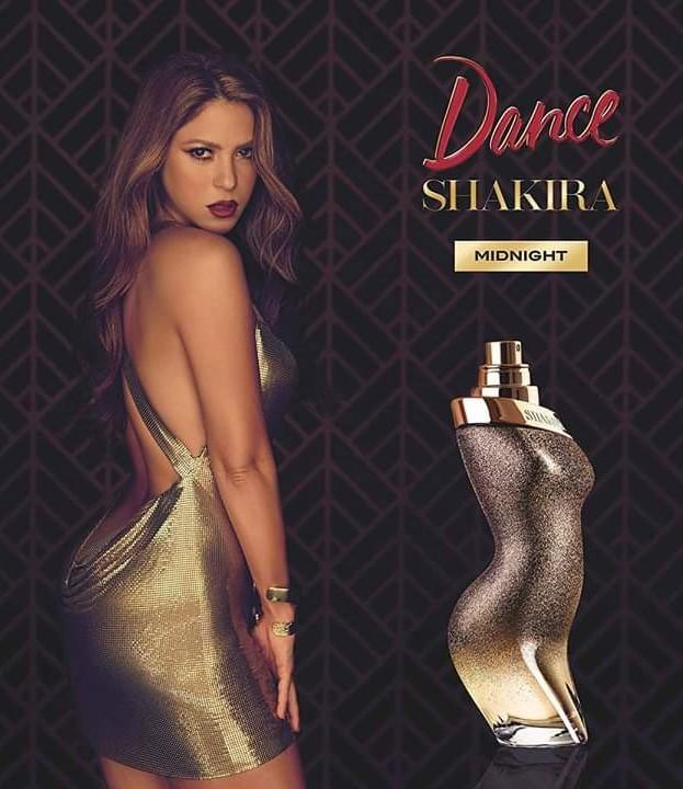 A sólo 10 días de la Navidad 🎄🎅 y aún sin saber que regalar, te cuento que @shakira trae el Regalo Perfecto, su nueva fragancia Dance Midnight 💋   #shakira #ShakiraPerfumes #ShakiraPerfumesPer #ShakiraFansPer #DanceMidnight