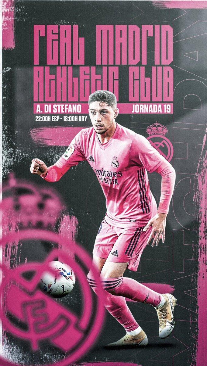 Ahora si 💪🏼 #matchday ⚽️🙌🏼 #RMLiga #HalaMadrid