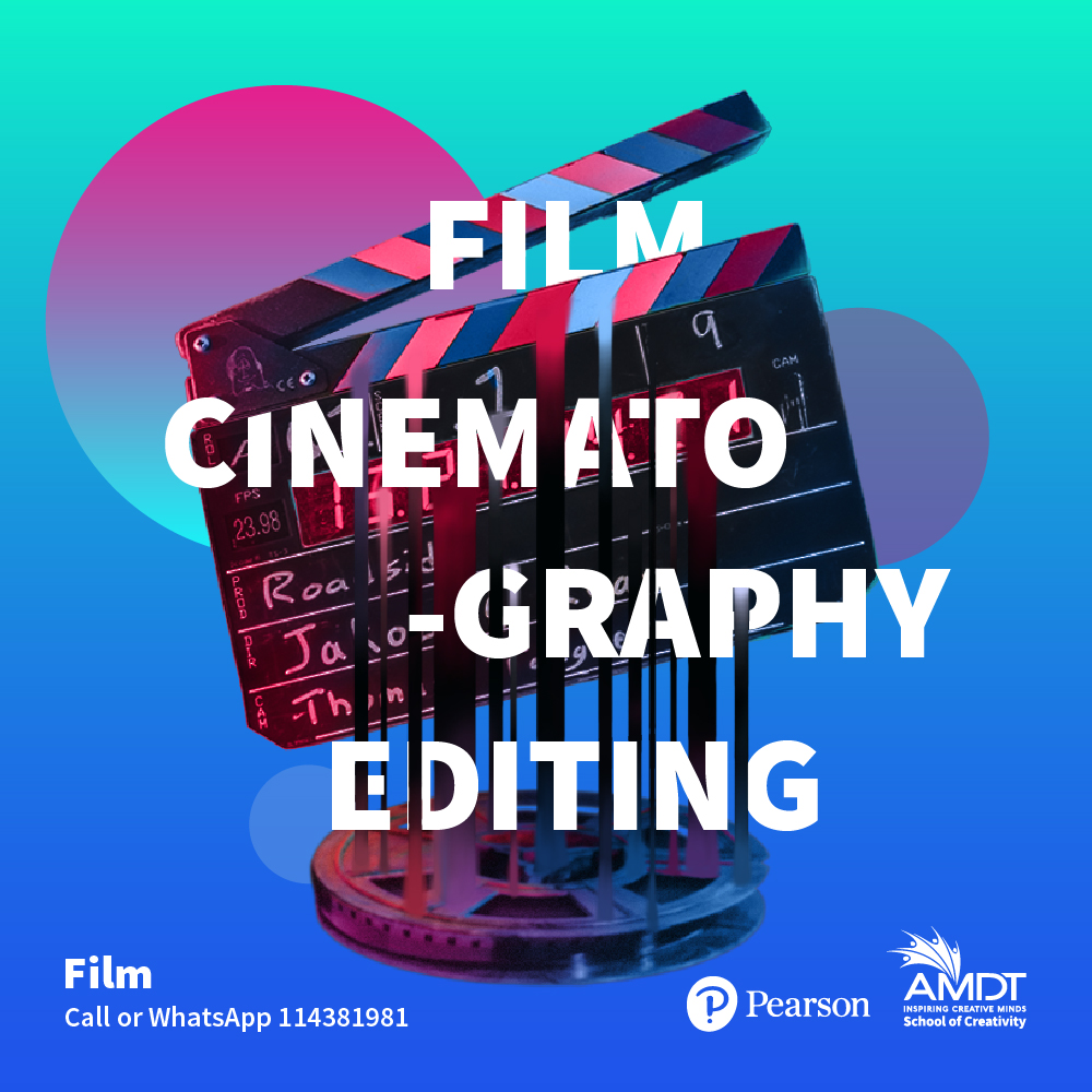 𝗚𝗲𝘁 𝗮 𝗚𝗹𝗼𝗯𝗮𝗹 𝗖𝗿𝗲𝗮𝘁𝗶𝘃𝗲 𝗖𝗮𝗿𝗲𝗲𝗿 𝗶𝗻 𝗙𝗶𝗹𝗺 𝗺𝗮𝗸𝗶𝗻𝗴.  Visit - https://t.co/DIMihLJ1cG  📞 Call or WhatsApp us at 114381981  #CreativityStartsHere #WeAreAMDT #Creativity #Film #SriLanka #Maldives https://t.co/GyiM8LZrrV