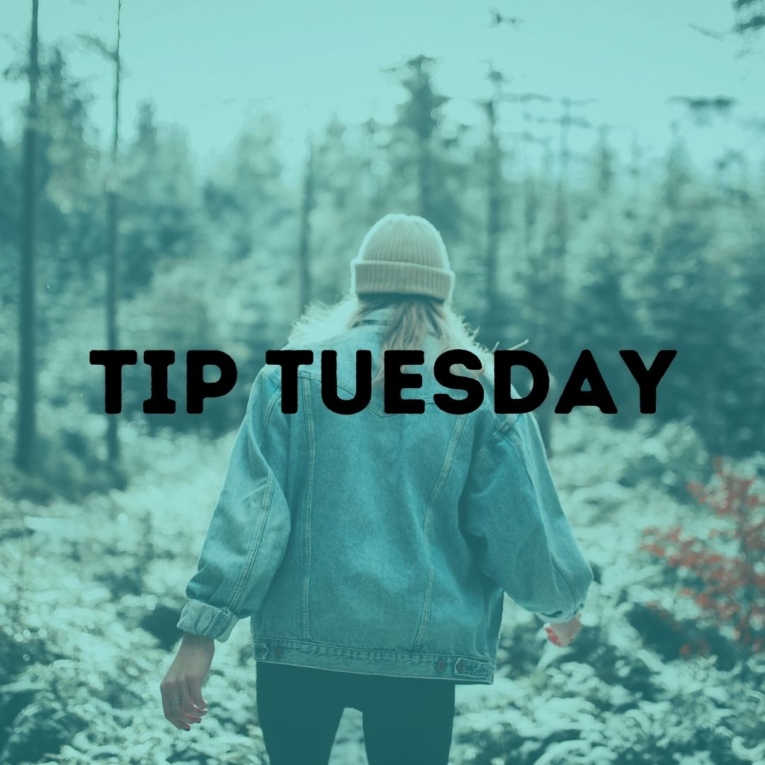 Always carry your items on your back and keep your phone in your pocket while walking alone for #security! 🔒 #TipTuesday