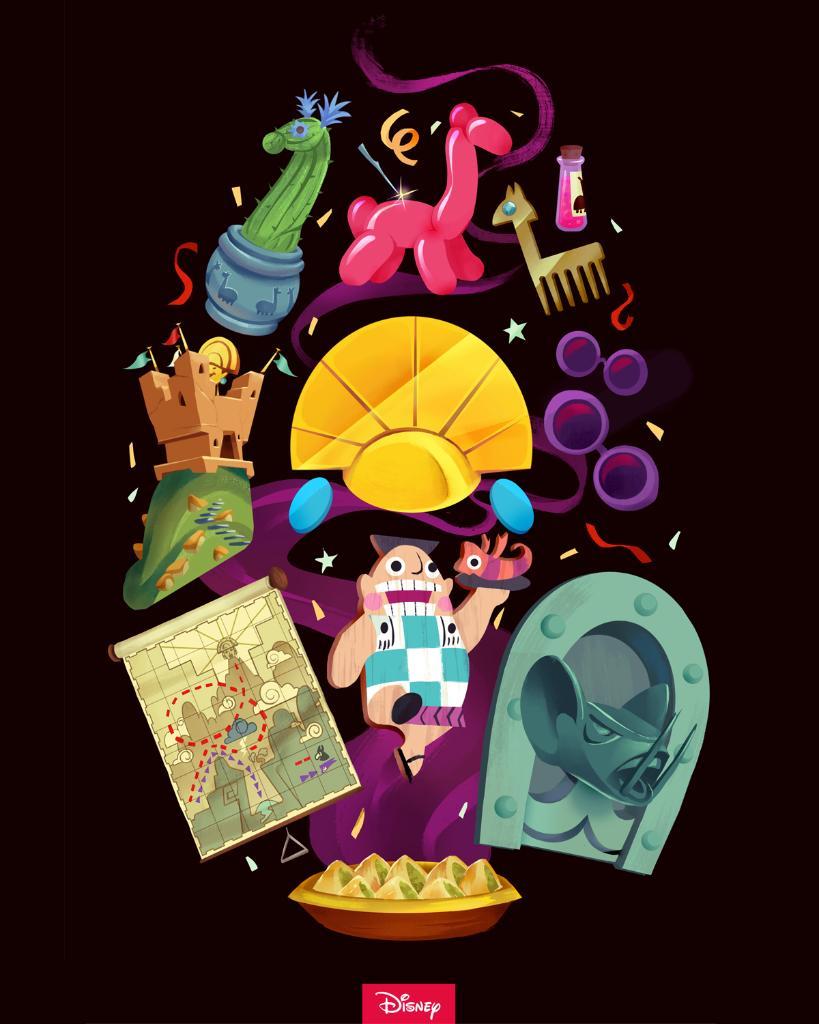 Kuzco, l'Empereur Mégalo [Walt Disney -2001] - Page 6 EpTB4XuXUAMJDxq?format=jpg&name=medium
