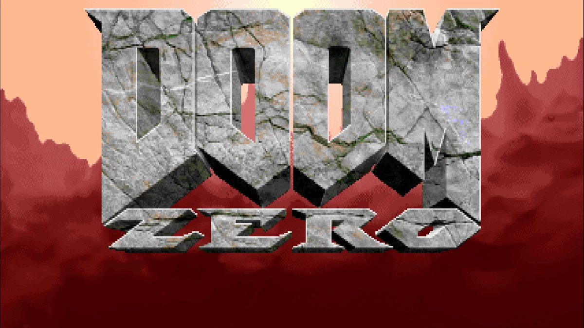 DOOM Zero is our latest free Add-on for rereleases of DOOM & DOOM II. Enjoy 32 levels filled with branching paths, new enemies, new bosses, new sounds, new music and new sprites.