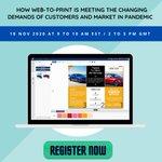 Image for the Tweet beginning: Register here :   #upcomingwebinar #webinar