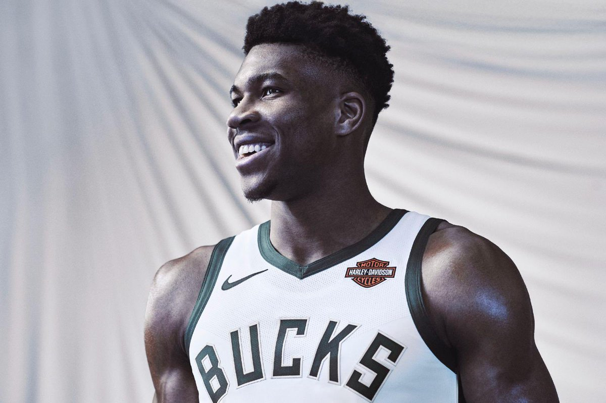 This is my home, this is my city.. I'm blessed to be able to be a part of the Milwaukee Bucks for the next 5 years. Let's make these years count. The show goes on, let's get it. 🤎🙏🏽 https://t.co/895tCBE9RK