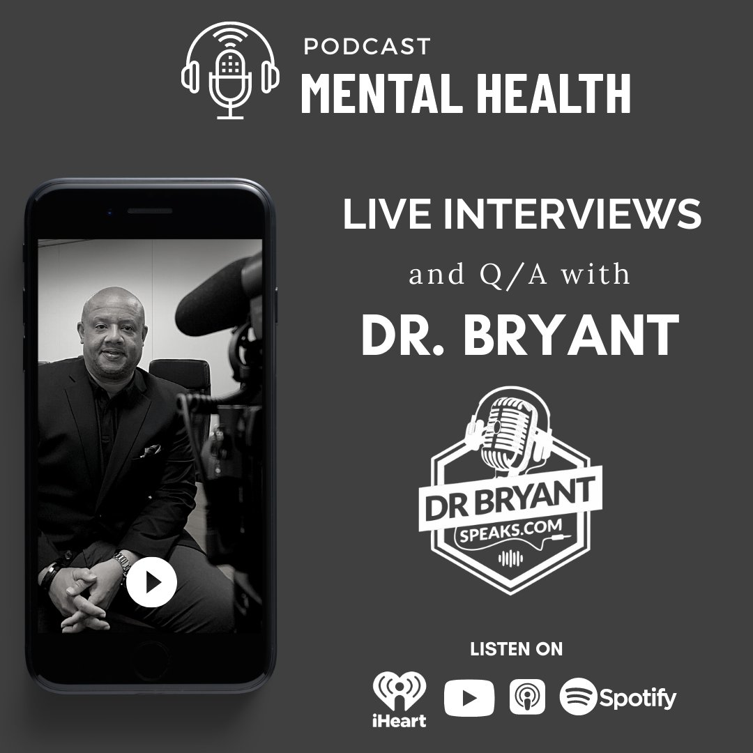 DrBryantSpeaks is a live podcast by Dr. AARON Bryant. Our Mission is to provide services to veterans, our families, and caregivers aware of more than 80 topics and issues. #veterans #veteransday #veteransday2020 #veteranspark #veteransUSA #veteransdaysale #veteransupport